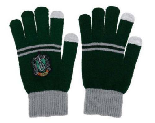 Harry Potter Slytherin Koleji Dokunmatik Ekran Eldiven