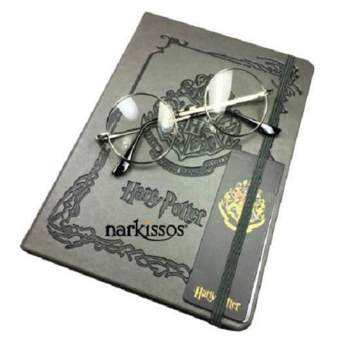 Harry Potter Metal Renk Retro Gözlük
