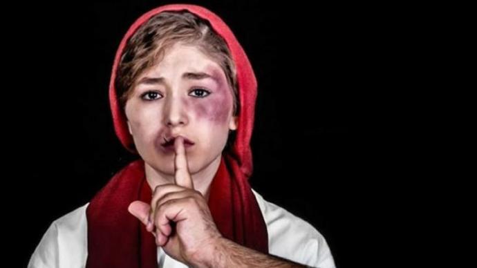 şiddete sessiz kalma!