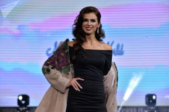 Güzellerin Resmi Geçidi: Belarus'ta En Güzel Evli Kadın Seçildi