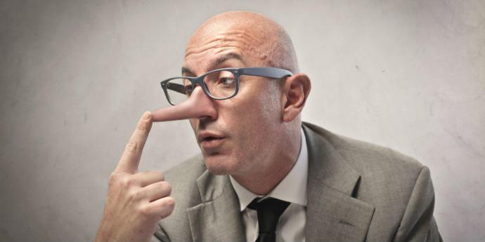 Bilim İnsanlarına Göre Kişilerin Yalan Söyleyip Söylemediği Burunlarından Anlaşılabilir