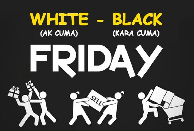 Black Friday: Dünyanın en Büyük İndirim ve Alışveriş Günü Başlıyor