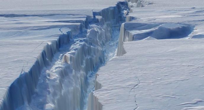 Antarktika buzullarının altındaki gizem çözülemiyor