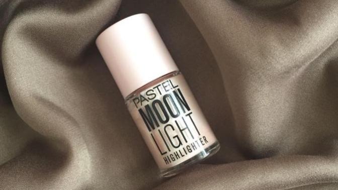 Parıldamayı Sevenler İçin Pastel Moon Light Highlighter!