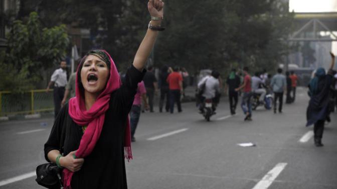 Kadına Her Türlü Şiddete Hayır!