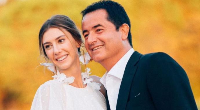 Acun Ilıcalı - Şeyma Subaşı çifti 2017 yılında evlenmişti.
