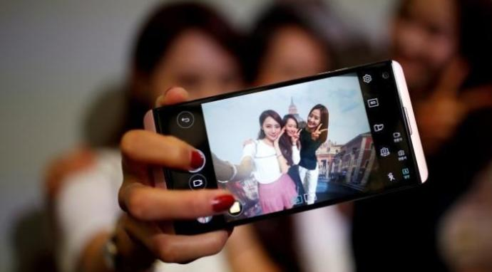 Dünyada Bir İlk: LG 16 Kamerası Olan Telefonun Patentini Aldı