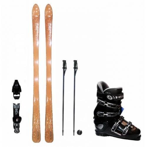 1- Kayak Seti (Kayak, Ayakkabı, Bağlama Seti ve Baton)