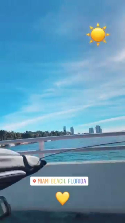 Şeyma Subaşı Zor Günleri Atlatmak İçin Miami'ye Gitti