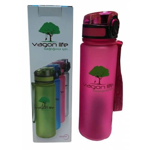 Daha fazla sıvı alabilmek için yanınızda taşıyabileceğiniz bir su matarası