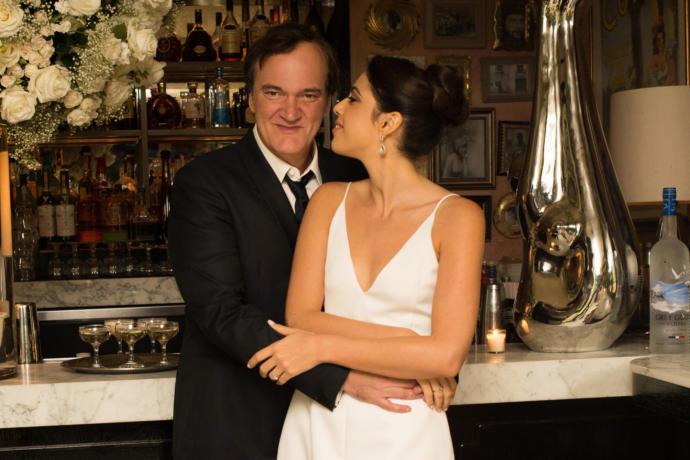 Tarantino ve Daniela Pick'in After Partisinden