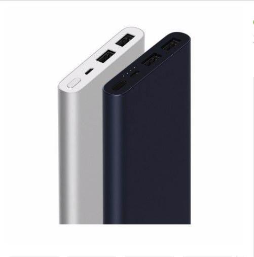 Xiaomi 3.Nesil Qualcomm 3.0 Hızlı Şarj Destekli 10000 mAh Powerbank Taşınabilir Şarj Cihazı
