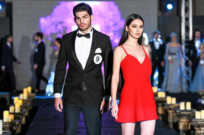 Azerbaycan'ın En Güzel Kadın Ve Erkeği Seçildi