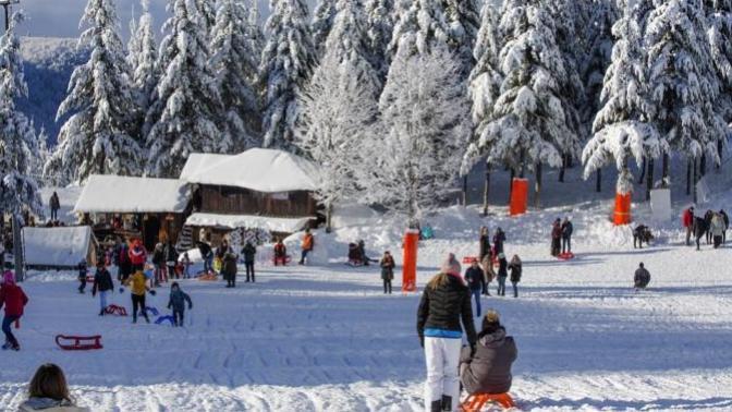 Saklı Bir Cennet: Kartepe Kayak Merkezi!