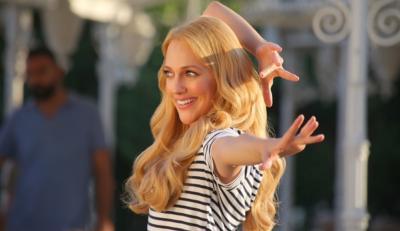 Sarı Saçlarıyla Ateş Eden Türk ünlü Güzeller Kizlarsoruyor Sayfa 2