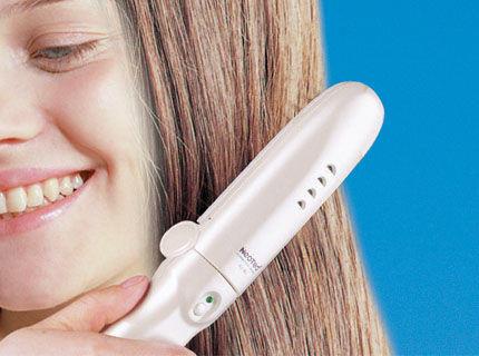 Tanışabilir iyonik saç fırçası