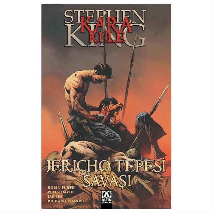 Kara Kule Jericho Tepesi Savaşı Yazar: Stephen King