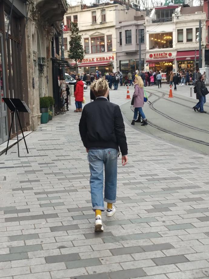 Alacakaranlık (Twilight) Yıldızı Kristen Stewart İstanbul'a Geldi