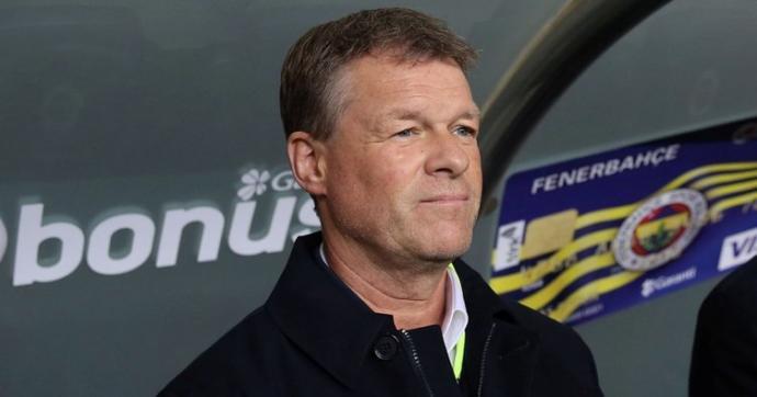 Erwin Koeman - Fenerbahçe Teknik Direktörü