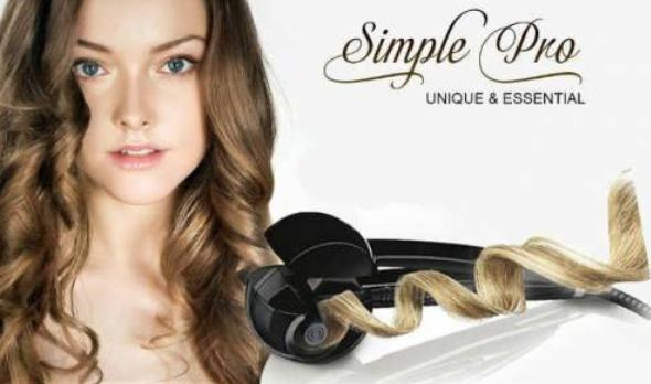 Simple Pro Mira Curl Perfect Saç Kıvırma Makinesi