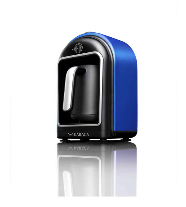 Karaca Hatır Blue Türk Kahve Makinesı