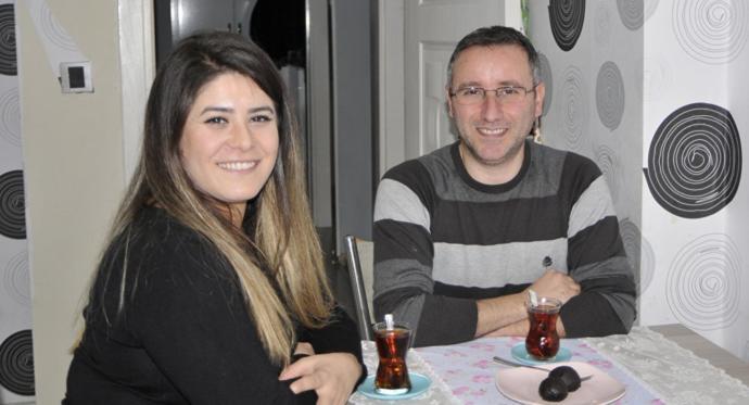 Serdar M. ve eşi artık daha mutlu yaşıyorlar