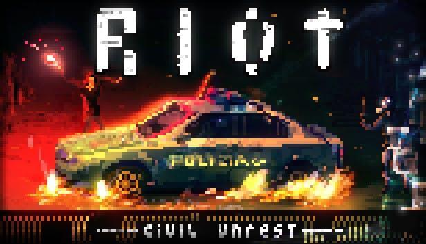 Direnmenin Sembolü: RIOT- Civil Unrest
