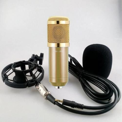 M800 Condenser Stüdyo Profesyonel Kayıt ve Yayın Mikrofonu Studio Microphone