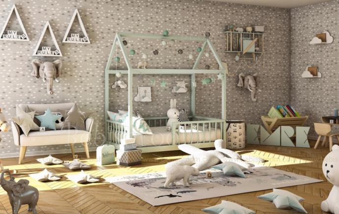Montessori Yatak Odası