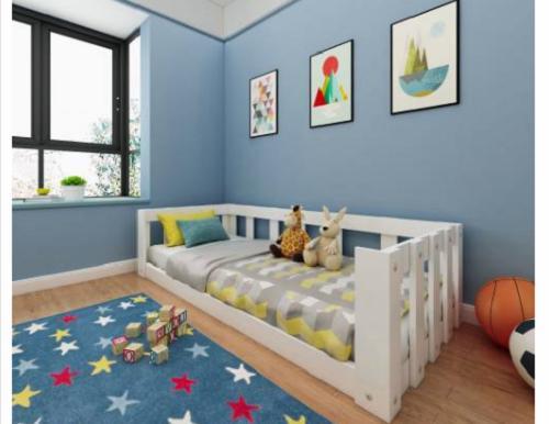 Montessori Elit Tek Kişilik Karyola