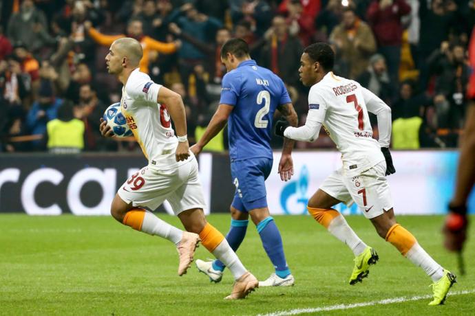 Galatasaray Yoluna Avrupa Ligi'nde Devam Edecek