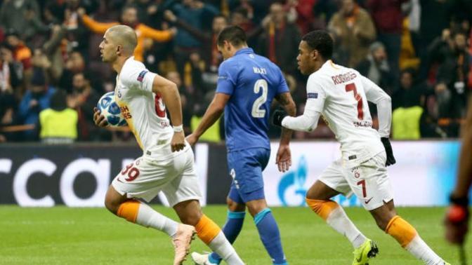Porto'ya Yenilen Galatasaray Yoluna Avrupa Ligi'nde Devam Edecek