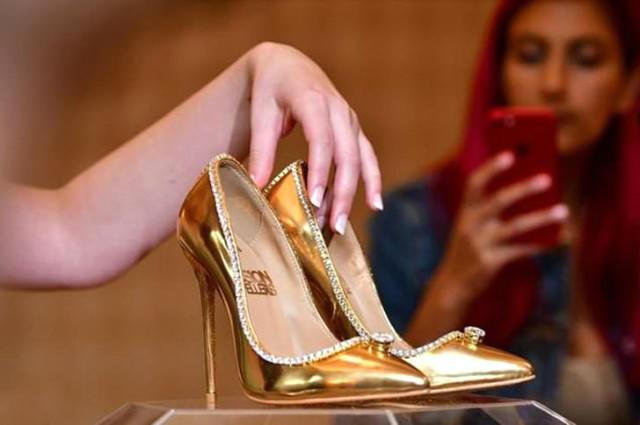 Her Gören Ona Hayran Kalıyor: İşte Dünyanın en Pahalı Ayakkabısı