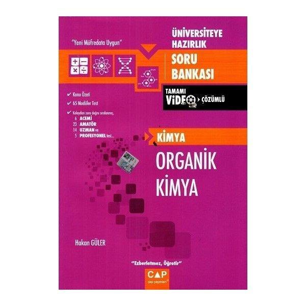 Çap Organik Kimya Soru Bankası