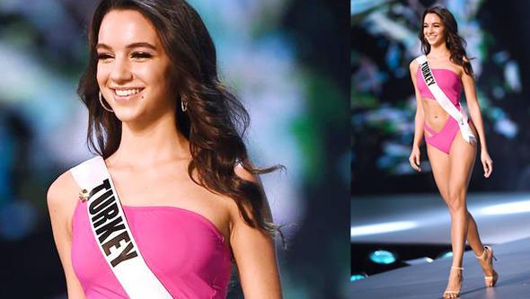 2018 Miss Universe'te Ülkemizi Temsil Edecek Tara De Vries Destek İstiyor