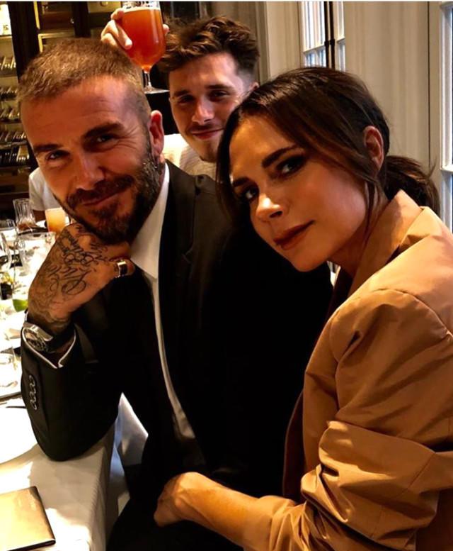 Victoria Beckham, David Beckham'a Olan Aşkını Anlatan Dövmesini Sildirdi