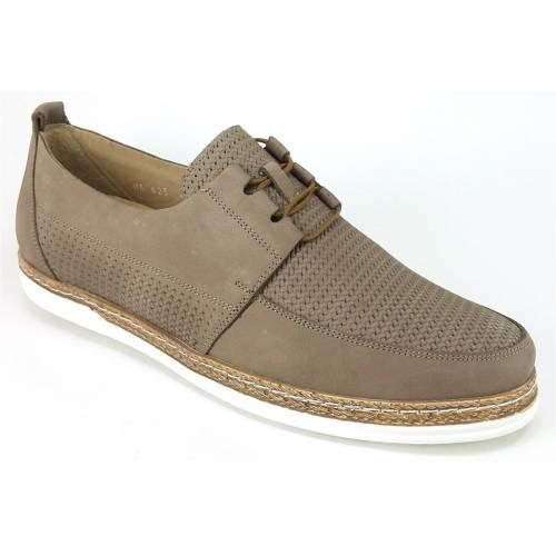 4) Günlük kullanıma uygun kabanla aynı renk bir ayakkabı