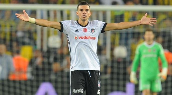 Beşiktaş, Pepe İle Yollarını Ayırdı