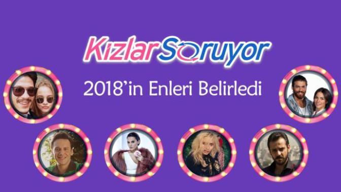 KizlarSoruyor 2018'in 'En'lerini Seçti, Bakalım KScan'lar Kimlere Oy Verdi!