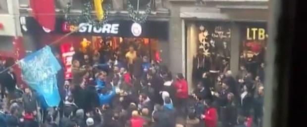 Olay Yerine Gelen Polis Saldırının Büyümesini Engelledi