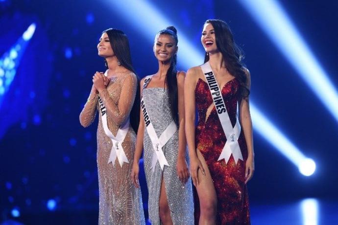 Miss Universe 2018'in Sahibi Belli Oldu. Kainat Güzeli Bu Sefer Filipinler'den