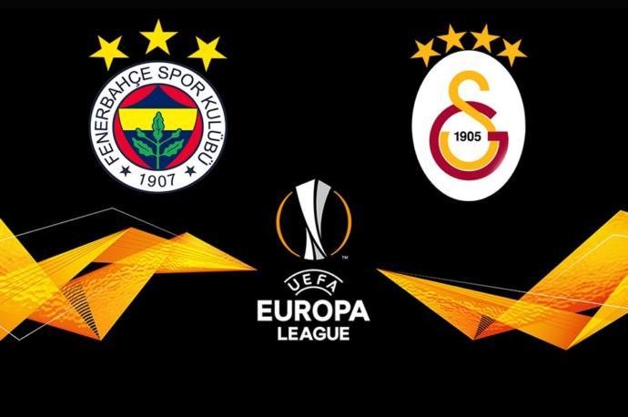 Fenerbahçe Ve Galatasaray'ın UEFA Avrupa Ligi'ndeki Rakipleri Belli Oldu