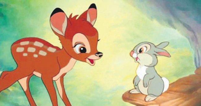 Yüzlerce Geyik Öldüren Kişiye Bambi İzleme Cezası Verildi