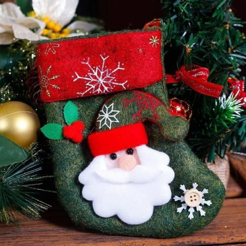 Noel Baba Çorabı