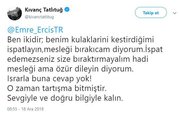 Kıvanç Tatlıtuğ: