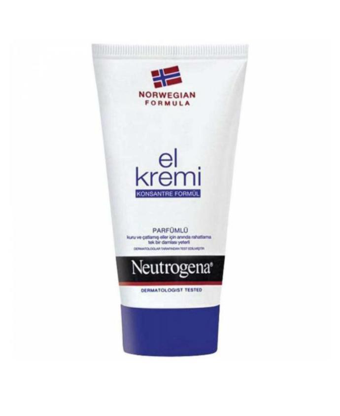 Neutrogena El Bakım Kremi Parfümlü