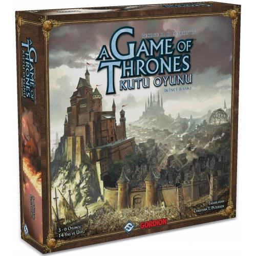 Game Of Thrones strateji kutu oyunu
