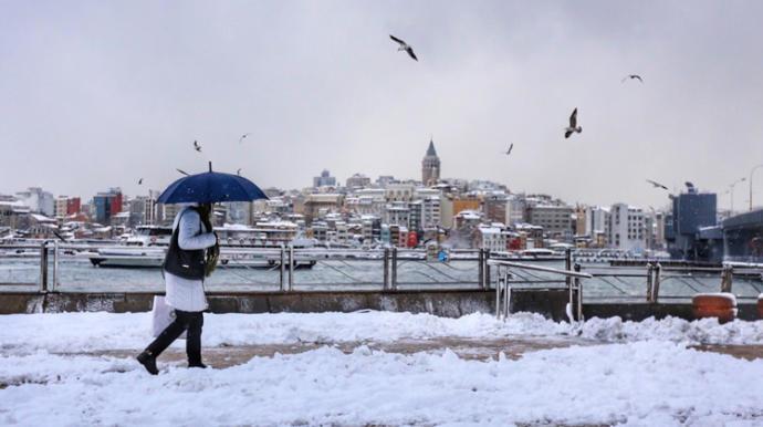 İstanbul İçin 'Kar' Uyarısı Yapıldı