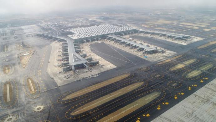 İstanbul Havalimanı'na Kesin Taşınma Tarihi Belli Oldu!