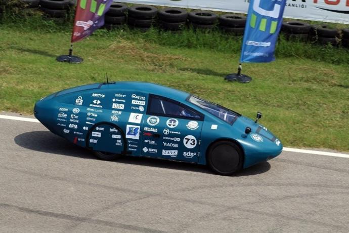 1 TL İle 350 Kilometre Yol Gidebilen Elektrikli Otomobil Ürettiler